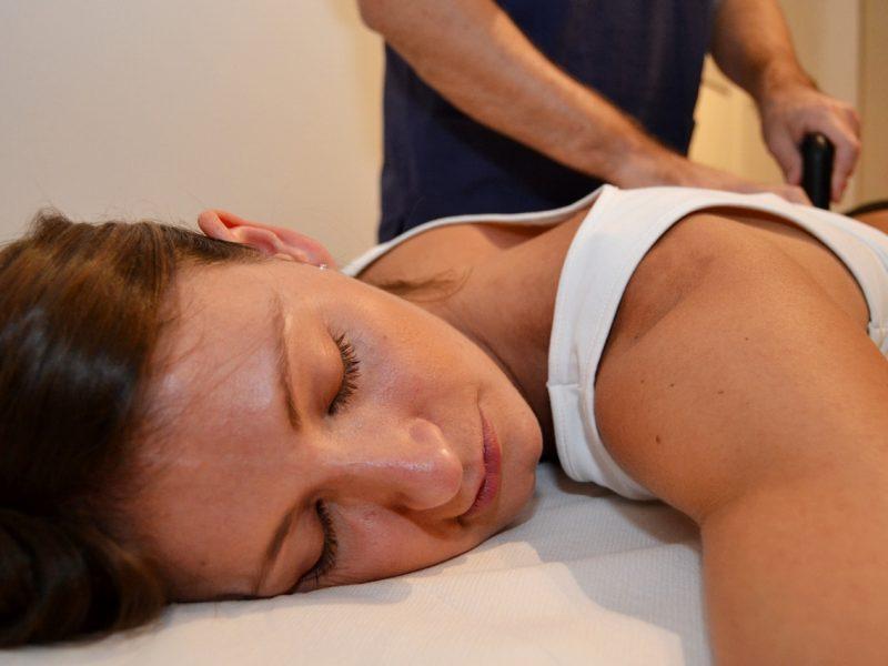 Massoterapia abbinata a Tecarterapia, Studio TOBE24